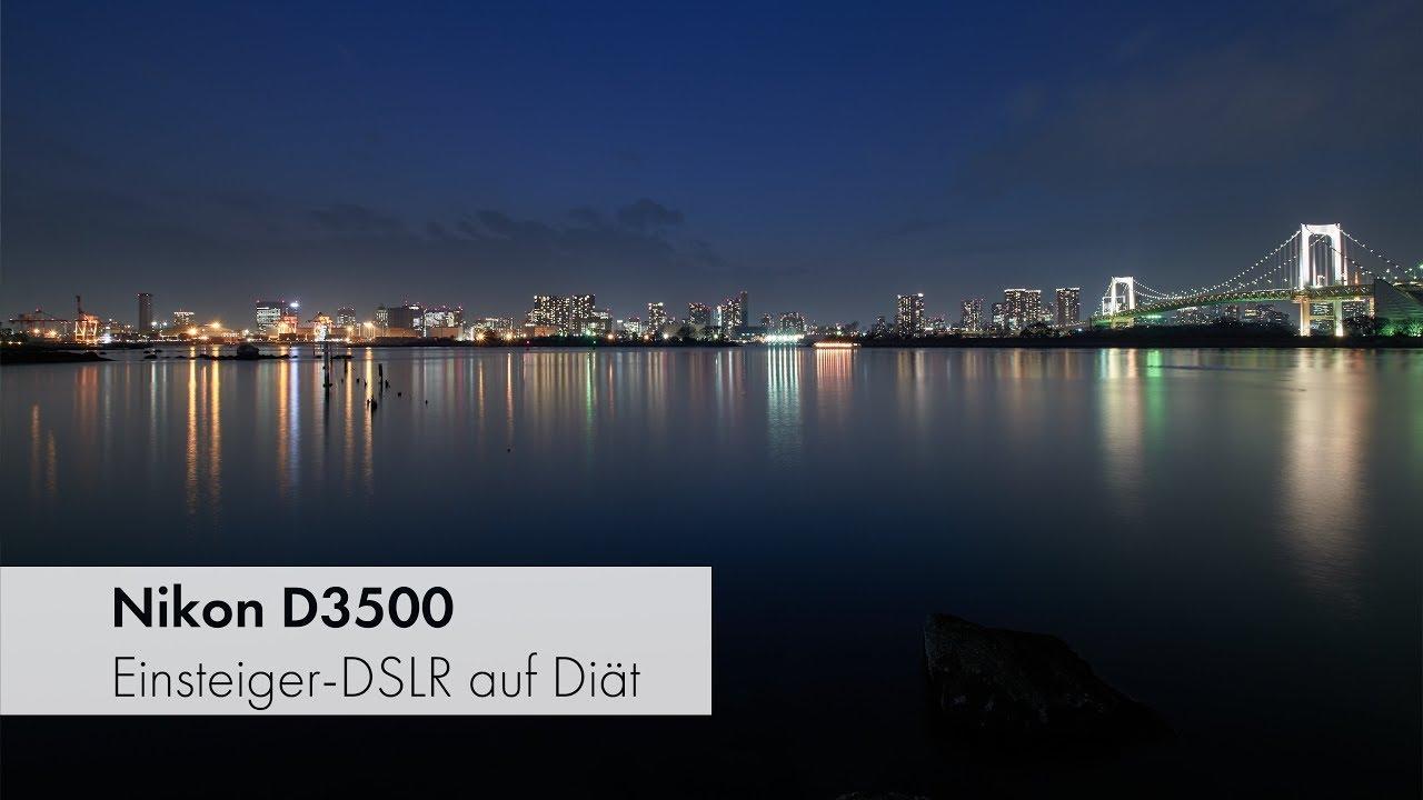 Download Nikon D3500 | Bildqualität, Videomodus, App & Co. im Praxistest aus Tokyo [Deutsch]