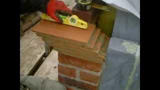 the fine art of brickwork gable knee