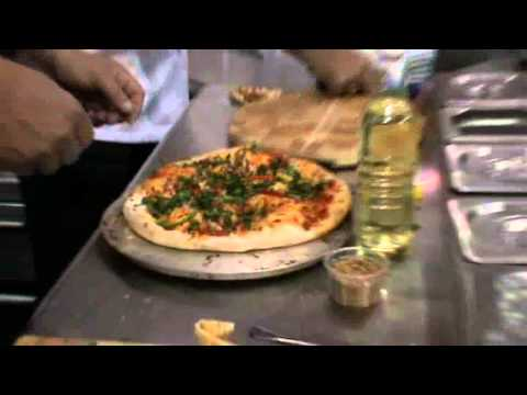 Global Pizza Challenge Cooking with Jeremy Mansfie...
