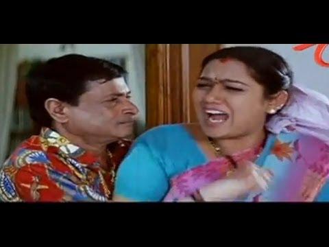 M S Narayana Hugs Stunning Hema Aunty