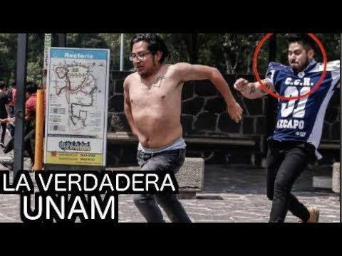 ESTO FUE LO QUE PASO EN LA UNAM