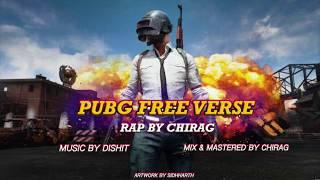 PUBG Rap Song | Latest Rap 2019 | PUBG Free Verse | Players Unknown Battle Ground