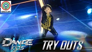 Dance Kids 2015 Try Out Performance: Sean Bermudez