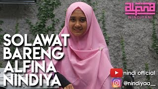 Video Roqqot Aina Ya Syauqon - Alfina Nindiyani download MP3, 3GP, MP4, WEBM, AVI, FLV November 2018