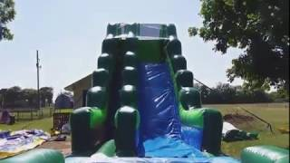 Wahoo Water Slide for Waco, Hewitt, Woodway, Gatesville, Killeen