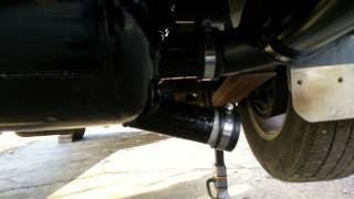 Woodgas Truck - Hitch Install & Condensate Tank Rebuild