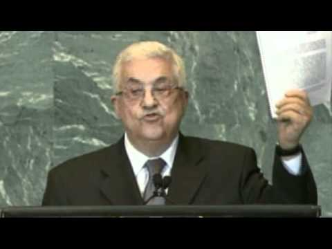 UN First Step for Palestinian Statehood