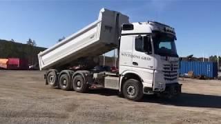 Köp Lastbil med dumperflak Euro 6 på klaravik.se