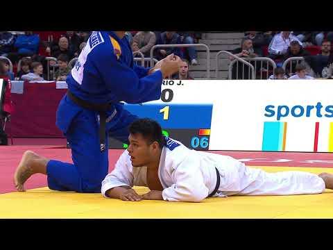 Dusseldorf Grand Slam 2020 / Round 2 -100 kg