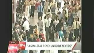 Canal 24 Horas para año nuevo 2013