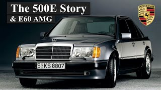 Why The Mercedes W124 500E Is a Modern Classic (4K)