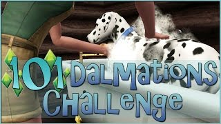 Flea Infestation & Nanny Applications!! || Sims 3: 101 Dalmatians Challenge  - Episode #29