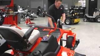 Mojack XT Lifts Jack 500lb Lifts Zero Turn Lawn Mowers