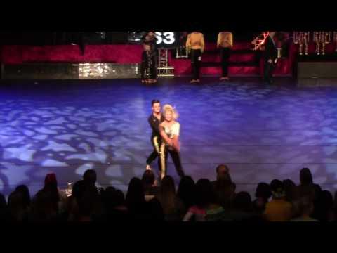 Sarah Cohn Devantie & Luca Alexander De Martino - Disco WC 2016
