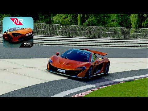 Assoluto Racing McLaren P1 @ Nürburgring Nordschleife