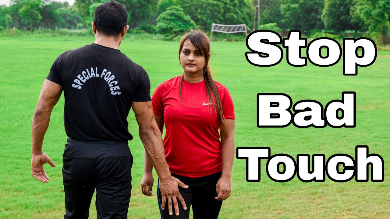 Stop Bad Touch With Commando ||  Special For Girl's