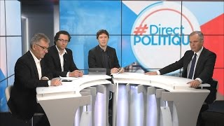 #DirectPolitique du 15 septembre avec François de Rugy