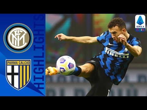 Inter 2-2 Parma   Termina in parità il match di San Siro   Serie A TIM