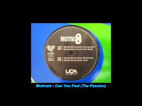Motivate - Can You Feel (The Passion) (UCT Trance Remix)