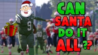 CAN SANTA DO IT ALL TO DELIVER A CHRISTMAS PRESENT Extreme Madden 17 Challenge