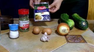 Pastel / Budín de Zapallo Italiano - NutriFive