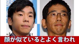 織田信成、念願の野間口徹との2ショットアップ「顔が似ているとよく言...