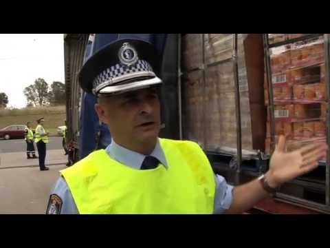 NSW Police target heavy vehicle compliance