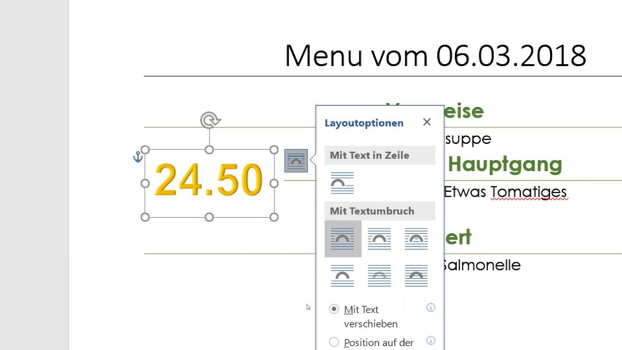 Ziemlich Stichproben In Ms Word 2007 Fortsetzen Zeitgenössisch ...