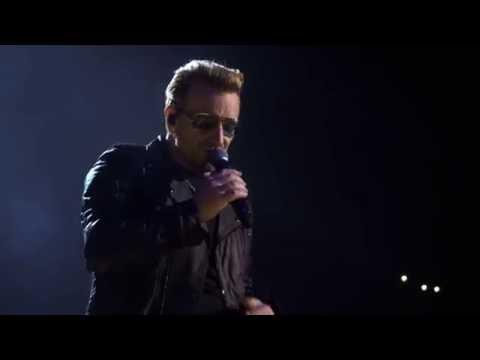 U2 - Iris (iNNOCENCE + EXPERIENCE Live In Paris 2016)