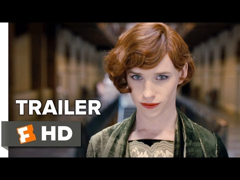 The Danish Girl Official Trailer #1 (2015) - Eddie Redmayne, Alicia Vikander Drama HD
