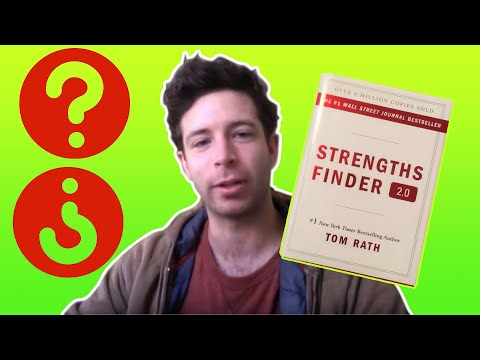 Strenghts Finder 2.0 Book Summary