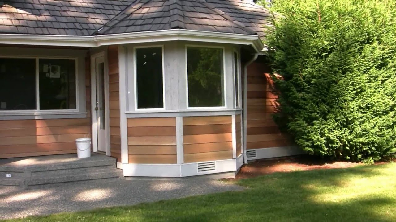 Martz Wholesale Cedar Video 1 2 X 8 Clear Bevel Siding And