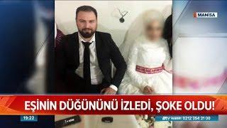 Kocasının düğününü izledi, şoke oldu! - Atv Haber 18 Ocak 2019 thumbnail