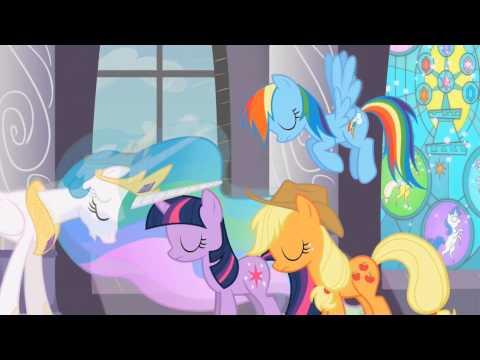 Trailer do filme My Little Pony: O Filme