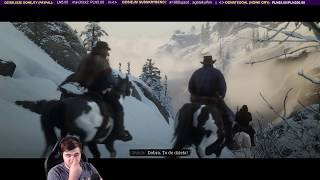 3 BABY NA WOZIE - Red Dead Redemption 2 (#3) / 26.10.2018 (#3)