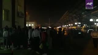 توافد الناخبين على لجان الاستفتاء بالسلام .. فيديو