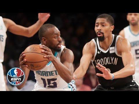 Nets vs. Hornets highlights | NBA on ESPN