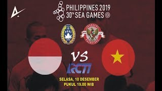 Jadwal Live Final SEA Games 2019, Timnas U-22 Indonesia vs Vietnam U-22.!!
