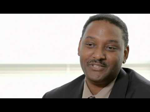 "DeWayne Holman, Director, Nashville Prevention Partnership ""Importance of Patience"""