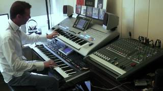 Mississippi Pussycat Played By Rico On Yamaha Tyros 4 Roland G70
