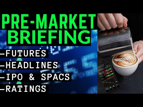 Latest Pre-Market Stock Market News, Stock Futures, Market Headlines, September 22 2021