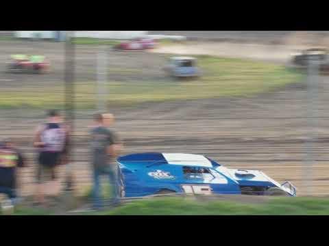 Peoria Speedway 8-26-2018 Heat Race