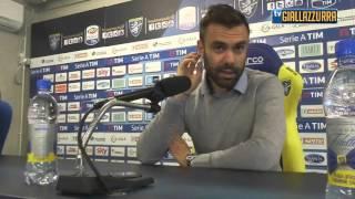 Conferenza Stampa Paolo Sammarco settimana Frosinone Fiorentina