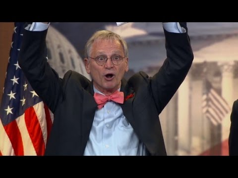 "Blumenauer on marijuana deaths, ""zero!"""