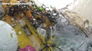 Team Russia Chinese Gybe | Volvo Ocean Race 2008-09