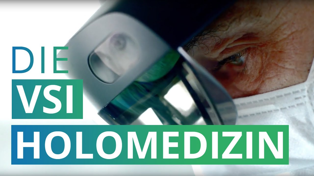 Download Revolution im Krankenhaus: VSI HoloMedicine®