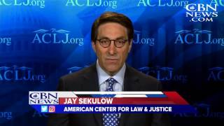 ACLJ's Jay Sekulow Sounds Off on Susan Rice Scandal, Gorsuch
