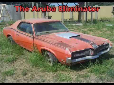 The Aruba Eliminator (1970 Mercury Cougar Eliminator)