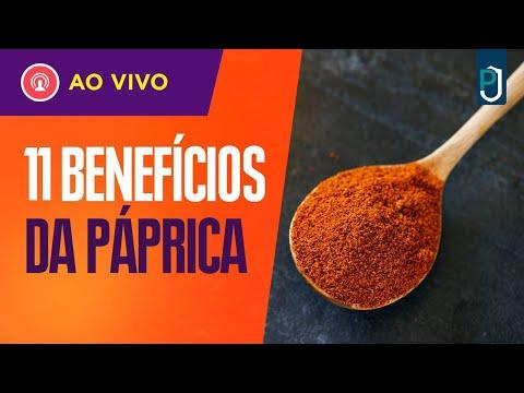 11 Benefícios da Páprica | Dr Juliano Pimentel