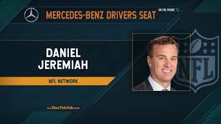 NFL Network's Daniel Jeremiah Talks NFL Draft & More with Dan Patrick | Full Interview | 4/25/19